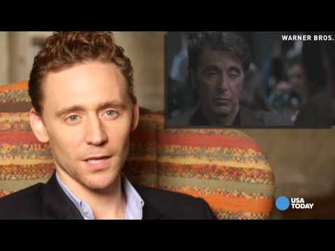 Tom Hiddleston reveals his favorite Loki line