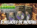 Plants vs Zombies Garden Warfare 2 - GASTANDO 3 MILHÕES DE MOEDAS , ABRINDO PACOTES, E AS LENDÁRIAS?
