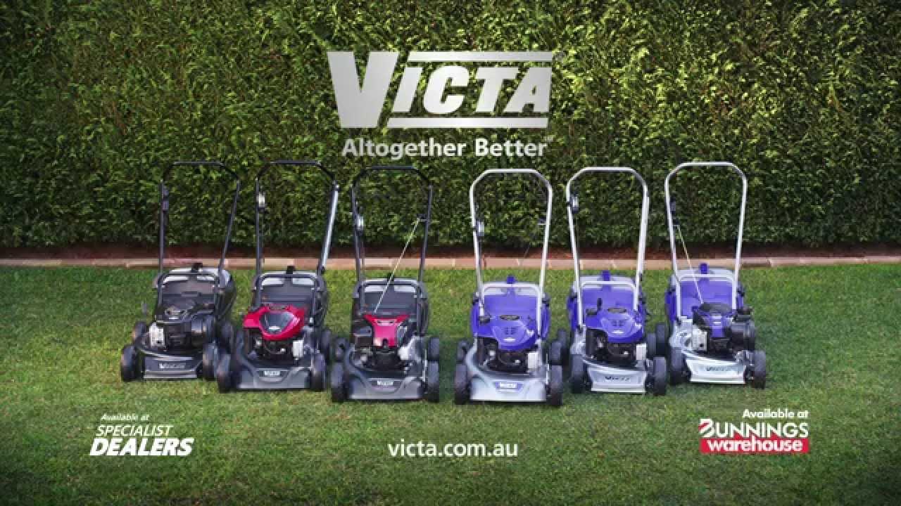 NEW Victa 'Australia's Choice' TV Ad - YouTube