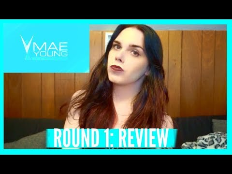 WWE MAE YOUNG CLASSIC: ROUND 1 REVIEW #1
