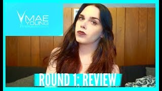 WWE MAE YOUNG CLASSIC: ROUND 1 REVIEW 18.73 MB