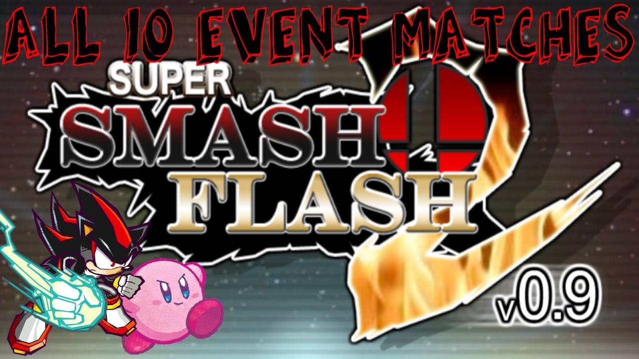 Super Smash Flash 2 v9.0
