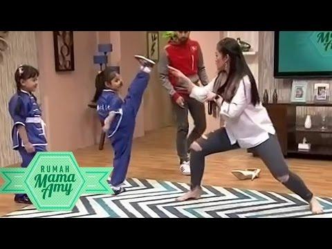 Gemesin Banget! Gracia Indri VS Anak Kecil  - Rumah Mama Amy (14/11)