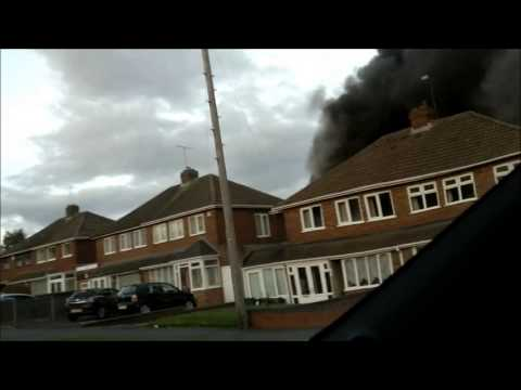 Fire at st Michaels High School