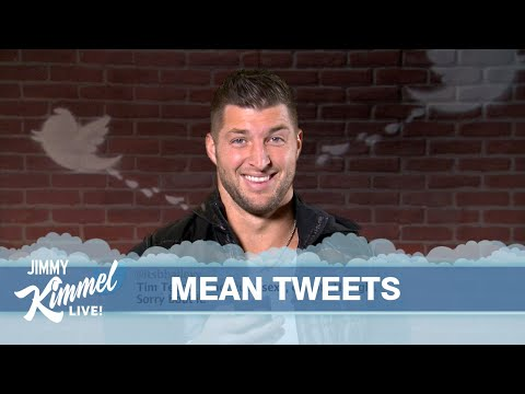 If you know Jimmy Kimmel Live you're probably familiar with Mean Tweets, where celebrities are forced to read all the terrible things people write about them aloud. But when it comes to mean...