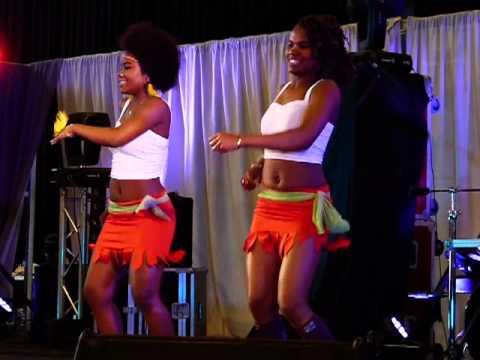 Démo danse kawitry duo de choc festicouleur édition 2013