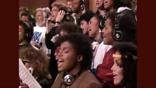 Watch Michael Jackson We Are The World video
