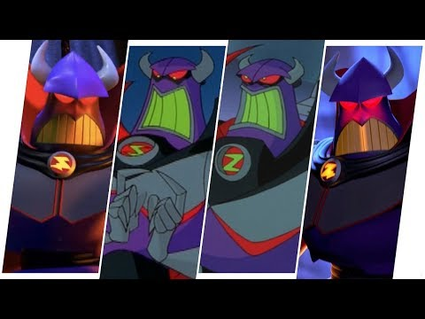 Zurg Evolution (Toy Story)
