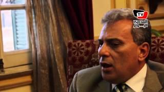 جابر نصار: أنا مش بتاع أحزاب وليس لى انحيازات سياسية