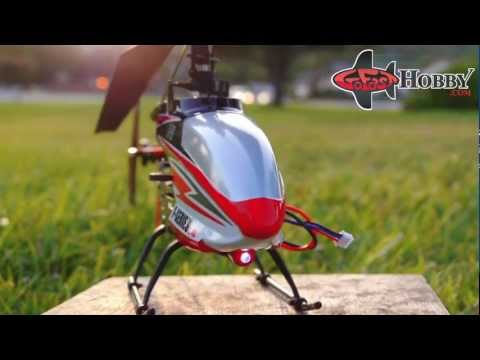 F-Series F645 F45 MJX 4 Channel RC Helicopter