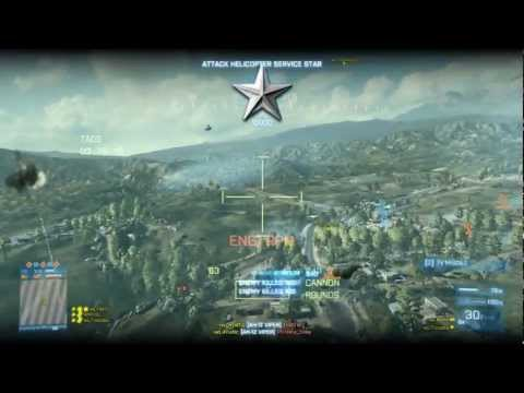 Attack Helicopter Fragmovie