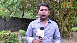 Mani Nagaraj At Pencil Movie Team Interview