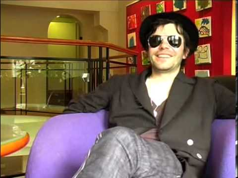 The Charlatans 2006 interview - Tim Burgess (part 1)