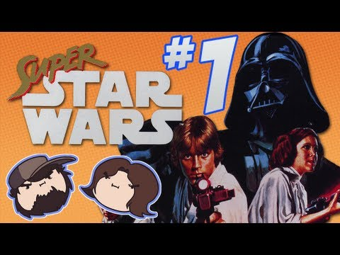 Super Star Wars: A New Jedi - PART 1 - Game Grumps