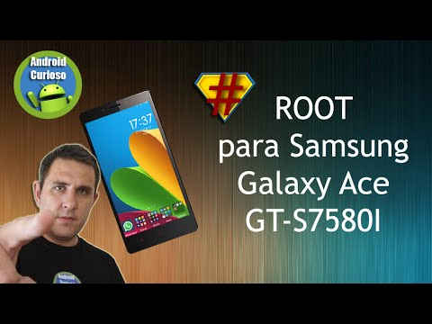 ROOT en Galaxy Ace GT-S7580I