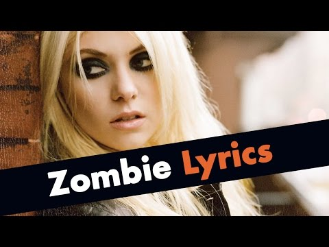 The Pretty Reckless - Zombie - Lyrics Music Videos