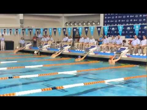 Ryan Murphy 200 yards Back 1:38.15 - 17-18 National Age Group Record
