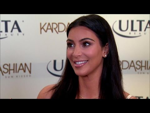 Kim Kardashian: 'We're Trying' For Baby No. 2