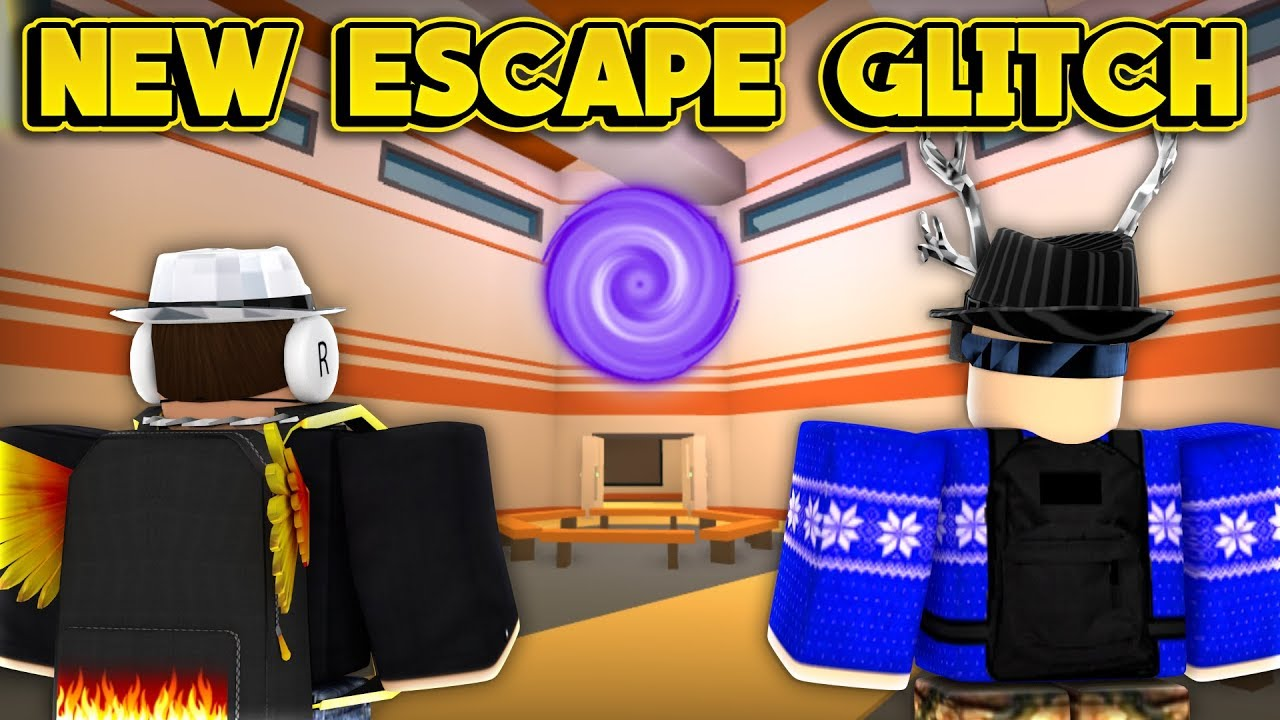 NEW PRISON ESCAPE GLITCH! (ROBLOX Jailbreak)