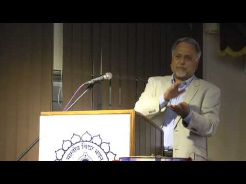 "Bharat Karnad on ""Crisis of the State - India's External Security"" - 4"