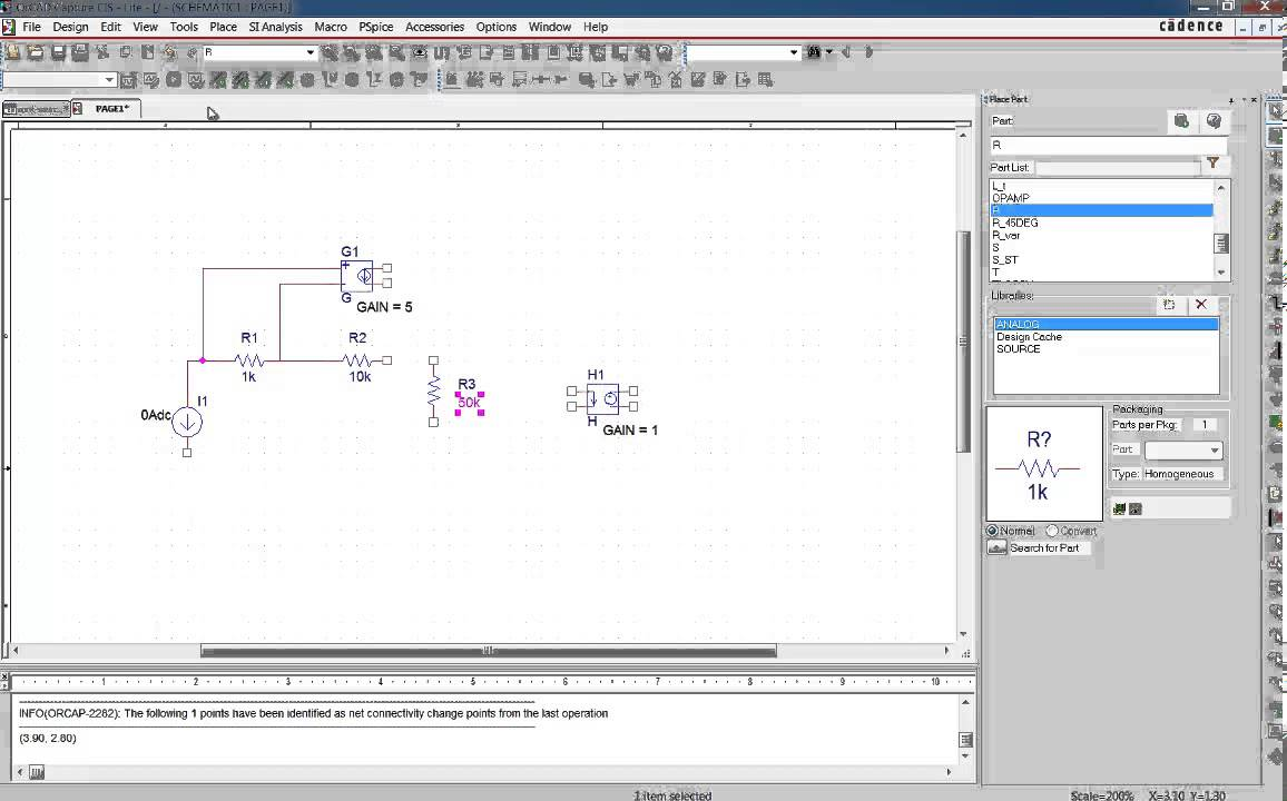 ORCAD CAPTURE CIS LITE FREE DOWNLOAD (also gifted: paragon partition manager 9.0 professional edition)
