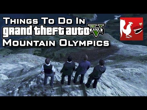 Things To Do In Gta V   Mountain Olympics