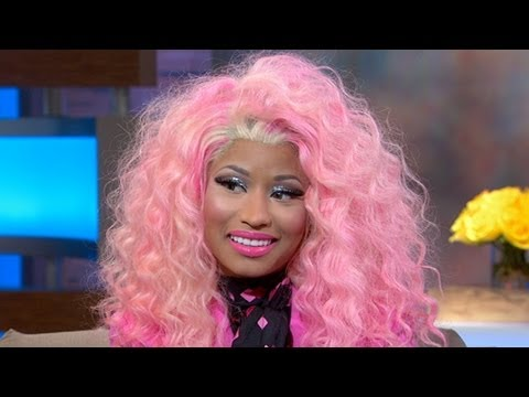 Nicki Minaj Interview 2012: Singer on American Music Award Wins, Joining 'Idol' as Judge