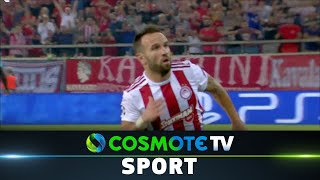 Ολυμπιακός - Τότεναμ (2-2) Highlights - UEFA Champions League 2019/20 - 18/9/2019 | COSMOTE SPORT