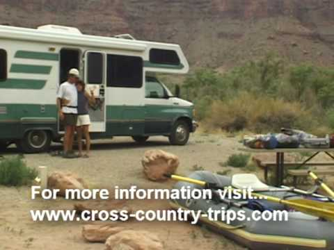 Rafting Colorado River - Hittle Bottom to Big Bend - 