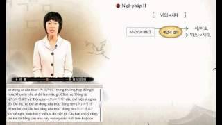 [Sơ Cấp 2] Tiếng Hàn - Bài 7: Xem Tivi