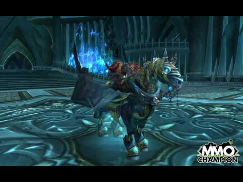 Видеоклип World of Warcraft: Wrath of the Lich King - Fall of the Lich King