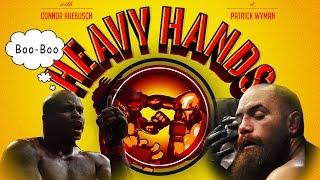 UFC Halifax: How Derrick Lewis kills and roasts his prey (Heavy Hands #147)