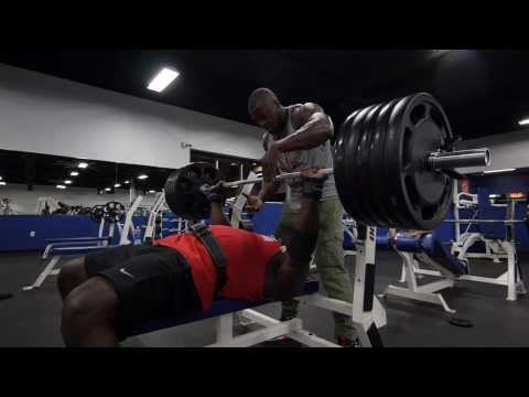 TP Hulk & Mike Rashid: Powerbodybuilding