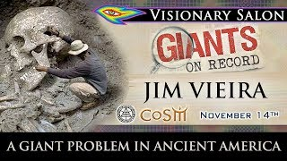 Download Lagu Jim Vieira: A Giant Problem in Ancient America | Lecture at CoSM in New York | Part 2 Gratis STAFABAND