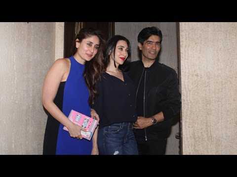 INSIDE Video: Manish Malhotra's BIRTHDAY Party 2015 - Kareena Kapoor, Alia Bhatt