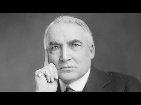President Warren Harding's Love Letters Preview