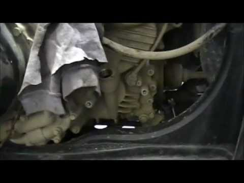OIL CHANGE ON A GRIZZLY 660 - YouTube
