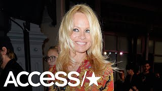 Pamela Anderson Says All Her Lovers 39 Were Too Jealous 39 For Threesomes Group Sex Access