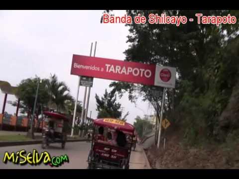 Banda de Shilcayo - Tarapoto