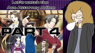 Let's watch the Ace Attorney Anime (Episodes 11 - 13)