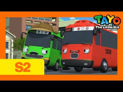 Tayo S2 EP22 Prank Call Madness l Tayo the Little Bus