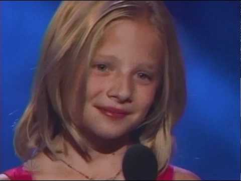 AGT YouTube Audition - Jackie Evancho (August 10 2010)