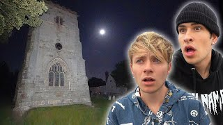 The Terrifying Curse of St. Andrews Church