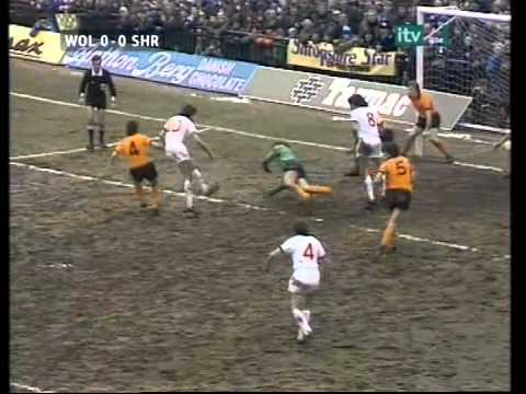 Wolves v Shrewsbury Town, FA Cup 6th Round, 10th March 1979
