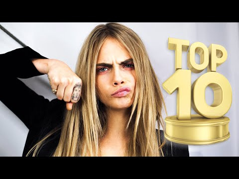 Cara Delevingne: TOP 10 Facts You Might Not Know!