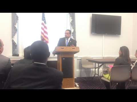 Rep. Keith Ellison Talks About His Relationship with Faith and Judiasm