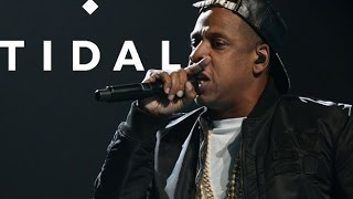 Jay Z Announces Tidal has Officially Hit 1,000,000 Subscribers and Plans Celebration in Brooklyn.