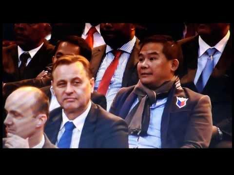 Fiba World Cup Draw 2014 , Philippines Gilas Pilipinas Bracket