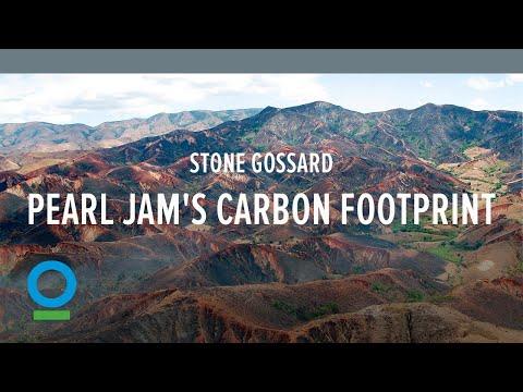 Stone Gossard: Pearl Jam's Carbon Footprint - Conservation International (CI)