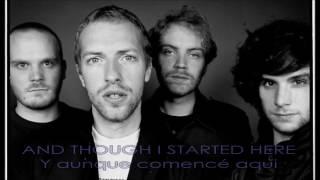 Coldplay-I Ran Away (Subtitulada al Español+Lyrics)